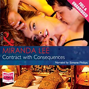 Contract With Consequences Audiobook