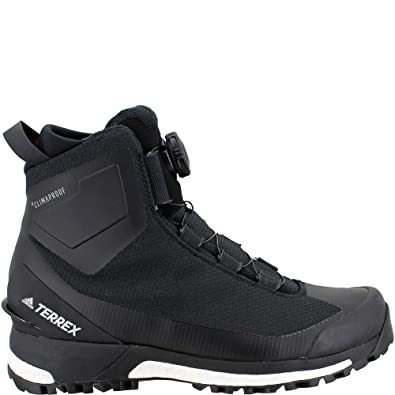 Adidas uomini terrex conrax boa stivali nero / bianco / energia