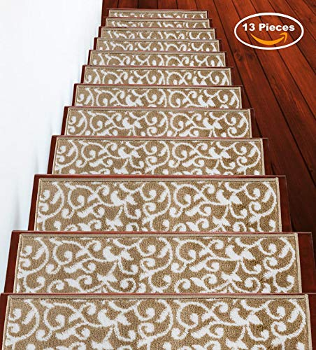 Stair Treads Leaves Collection