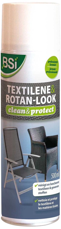 BSI textilene e effetto rattan Pulisce e protegge Detergente per mobili da giardino 0911