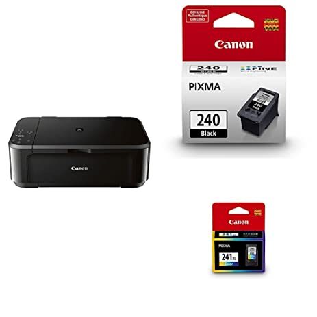 Canon Wireless All In One Color Inkjet Printer With Mobile And Tablet Printing