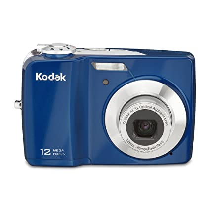 amazon com kodak easyshare c182 digital camera blue point and rh amazon com Kodak EasyShare M341 Kodak EasyShare M341