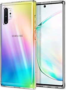 Spigen Ultra Hybrid Designed for Samsung Galaxy Note 10 Plus Case/Galaxy Note 10 Plus 5G Case (2019) - Crystal Clear
