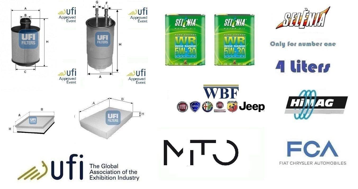 UFI Filters 30.297.00 Air Filter