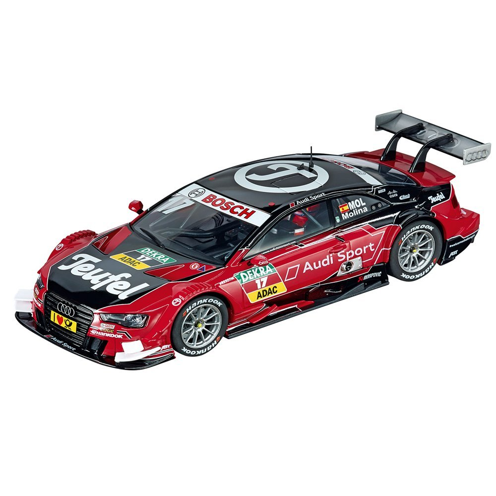 Amazon.com: Carrera Evolution 25220 DTM Fast Lap Slot Car Set: Toys & Games