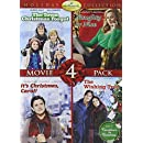 Hallmark Holiday Collection #3 (Town that Christmas Forgot/Naughty or Nice/It's Christmas, Carol!/The Wishing Tree)