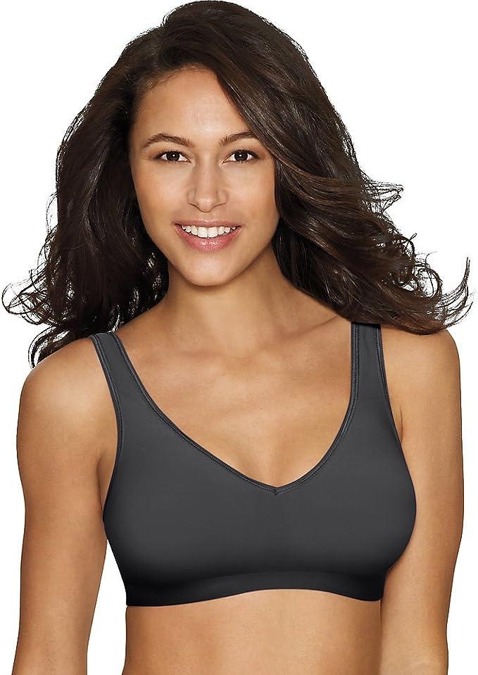 Choose SZ//Color. Hanes Bras G199 Womens Comfort Evolution Lace Wirefree Bra M