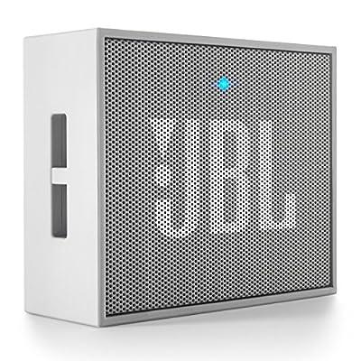 JBL GO Portable Wireless Bluetooth Speaker W/ A Built-In Strap-Hook