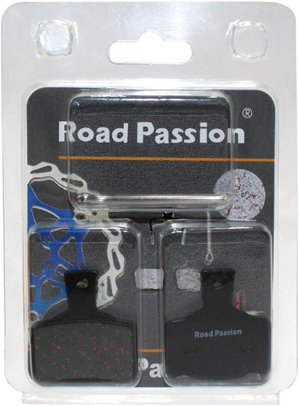 Road Passion Pastillas de Freno Bicicleta Semi-met/álico para Magura MTS MT2 MT4 MT6 MT8 7.1 7.2