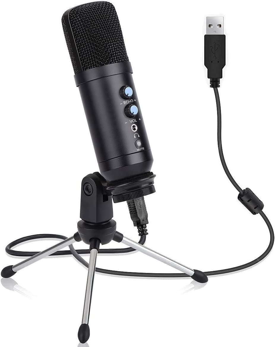 Deals on Castries Condenser Recording PC Microphone