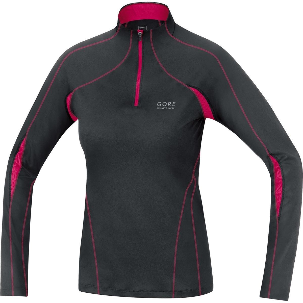 Gore Running Wear Essential Lady 2.0 - Camiseta de manga larga para mujer