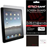 TECHGEAR® Apple iPad (1st Generation) Screen Protector With Cleaning Cloth & Application Card
