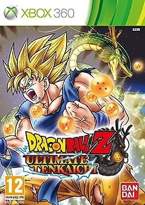 Dragon Ball Z Ultimate Tenkaichi [Importación francesa ...