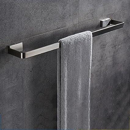ZXLIFE@Barra de toalla de los muebles de cocina Soportes para toallas Carriles Estantes Estantes