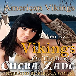 Taken by the Vikings on the Beach Audiobook