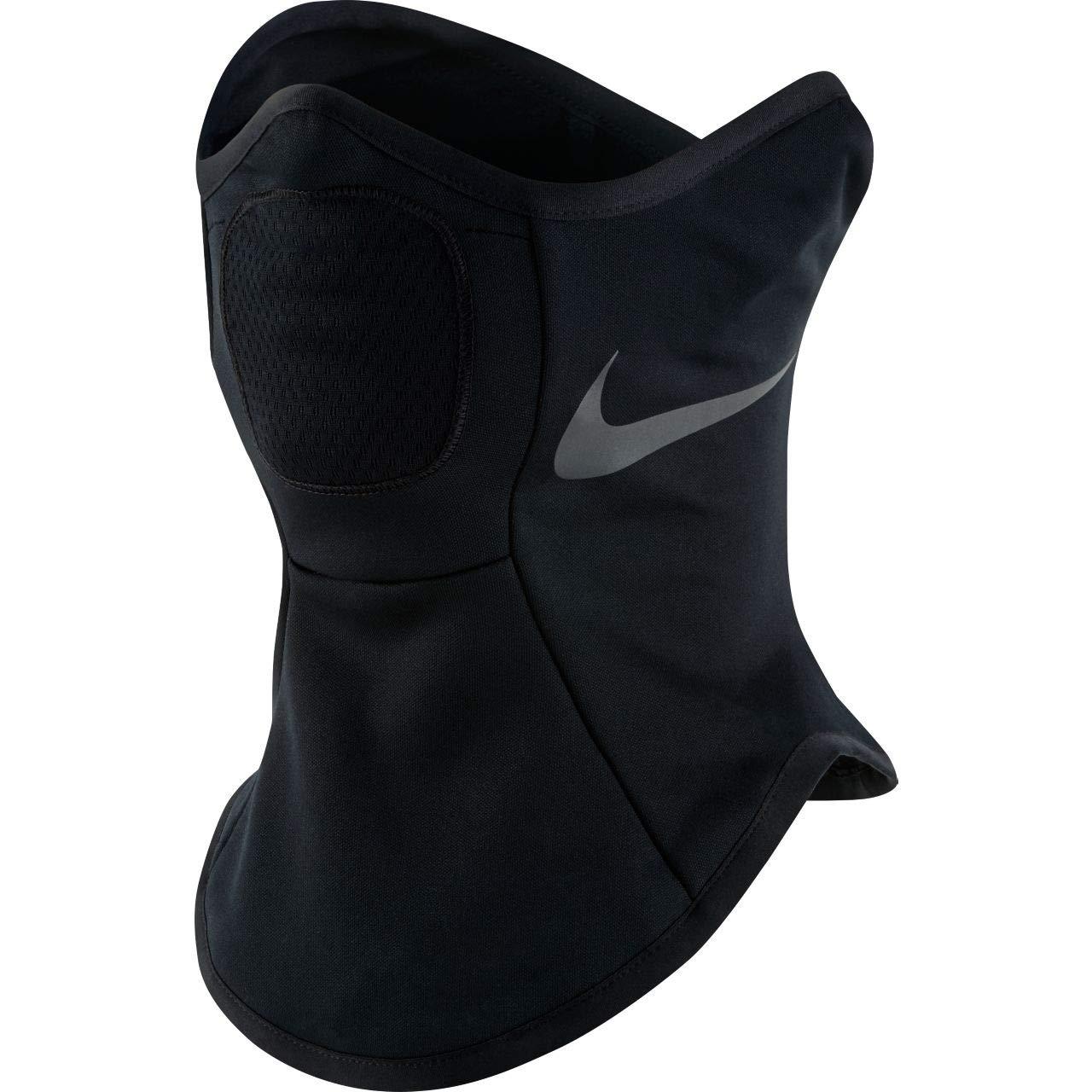 NIKE Squad Soccer Snood Black/Gray Unisex (L/XL) by Nike