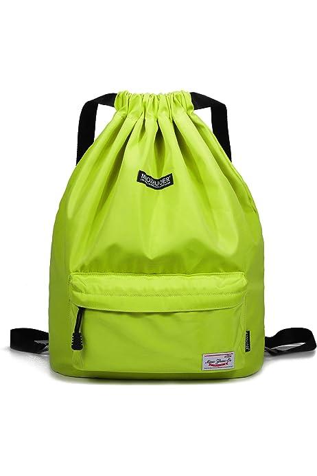 Drawstring Backpack Water Polo Rucksack