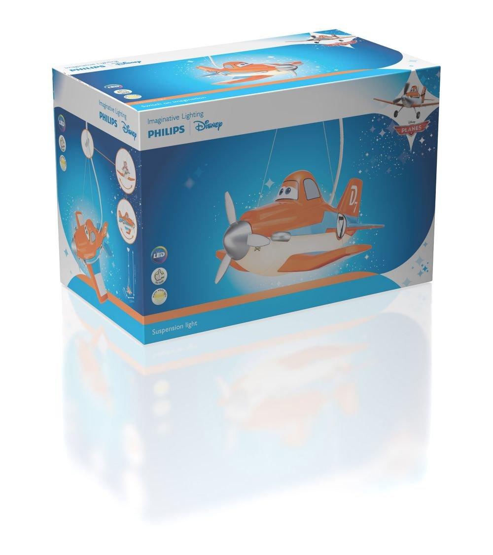 Philips Disney LED Pendelleuchte Dusty 5 W, orange, 717595316