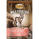 NUTRO Wild Frontier Cold Water Grain Free Salmon Dry Dog Food, 24 lbs.