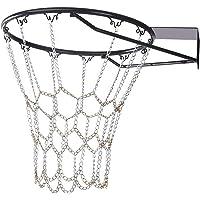 Basketbollnät utomhus, basketnät ersättning, basketnät utomhus, metall basketnät, standard hållbart galvaniserat nät för…