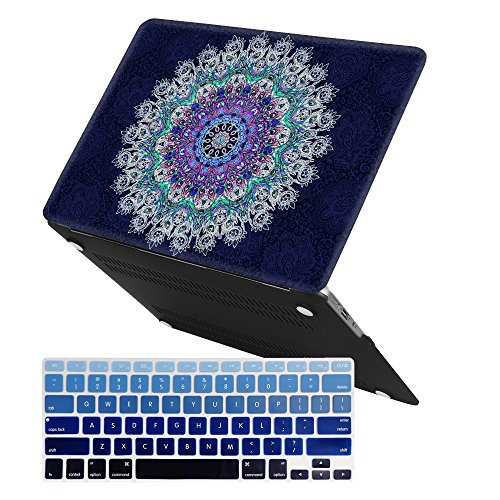 iCasso MacBook Protective Keyboard Mandala