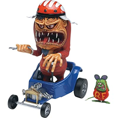 Revell Monogram Ed Roth Drag Nut Plastic Model Kit (Multi-Colour): Toys & Games