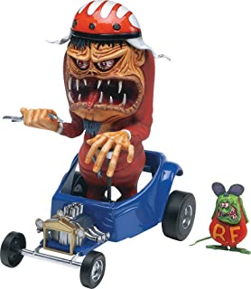Revell Rat Fink With Diorama Plastic Model Kit Toys