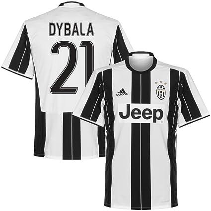 """Camiseta de local del jugador """"Dybala"""" del equipo de fútbol &quot"""