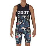 Amazon.com : Zoot Mens LTD Aero Short Sleeve Tri Racesuit ...
