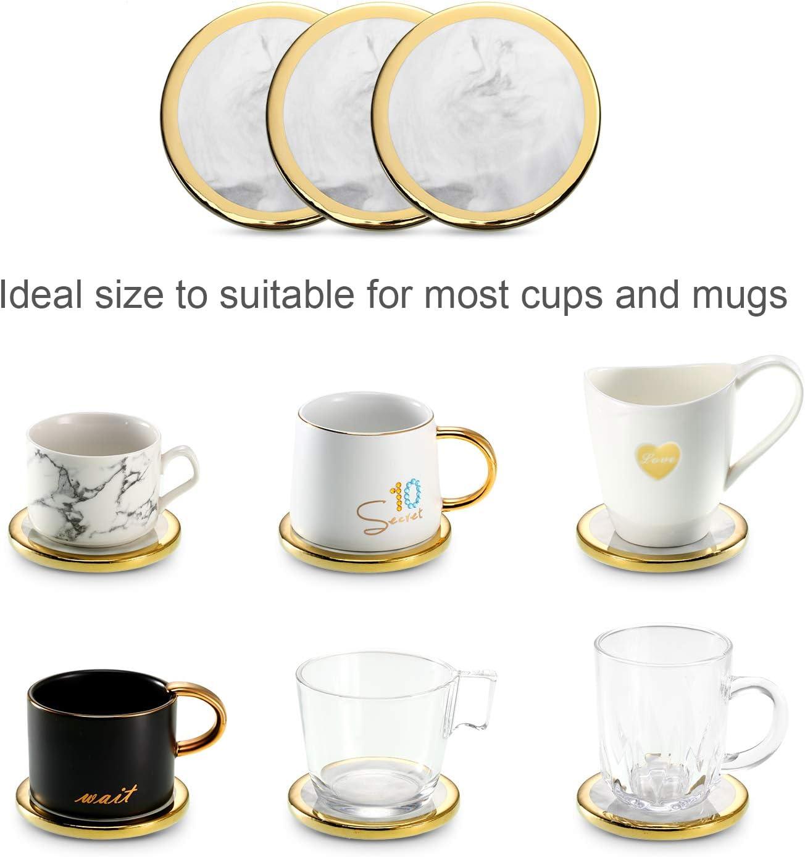 gold plated yarn Decorative coaster for cups vases black-tsp goldsilber KIKU glasses Give Away made of vintage silk brocade obi