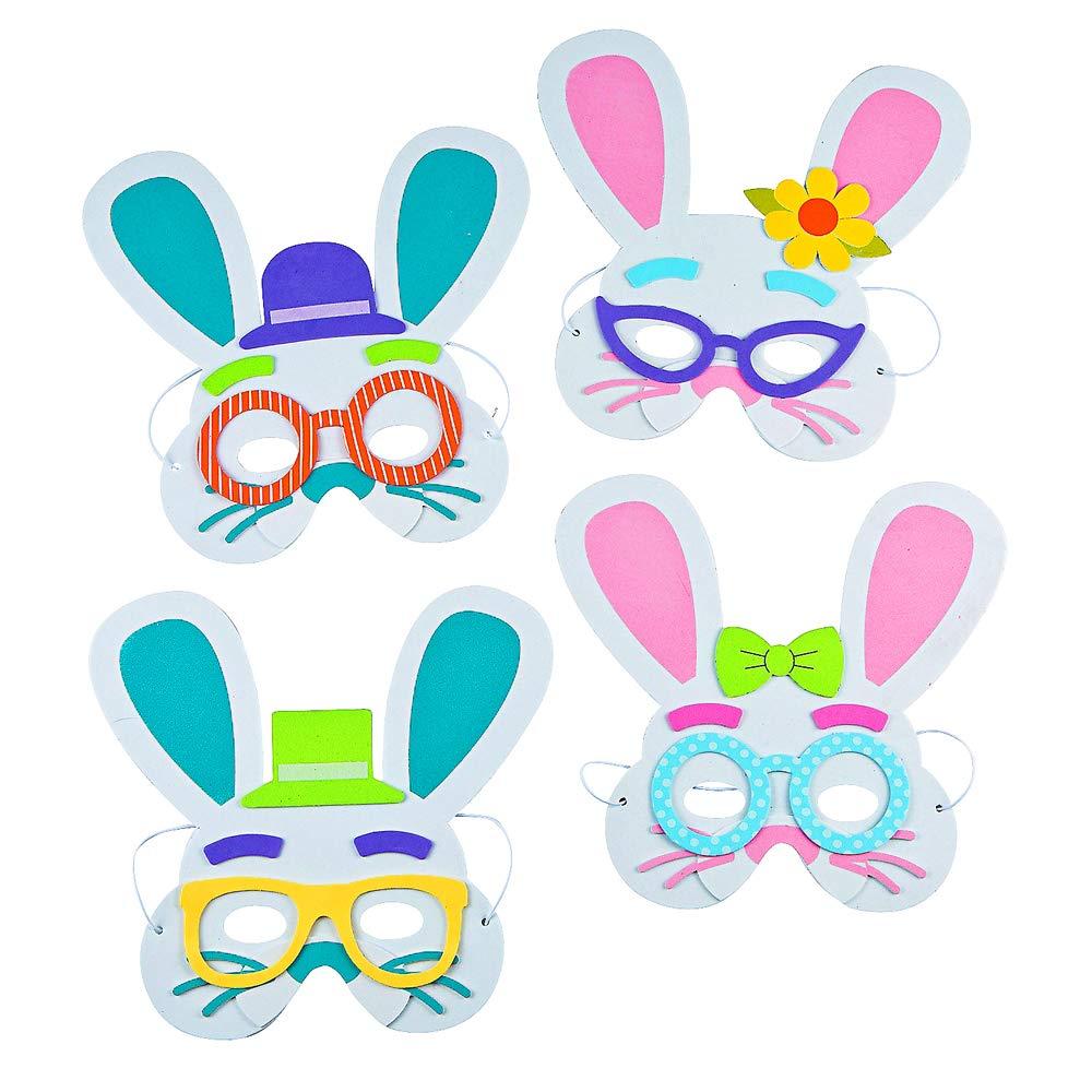 + Easter Headbands Craft Kit Easter Bunny Mask Craft Kit Make 6 Make 6