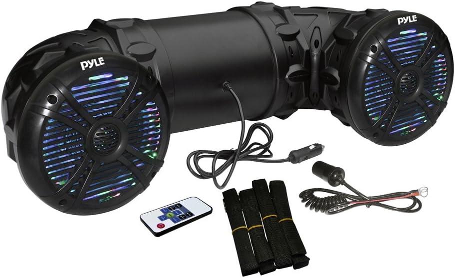 Pyle Marine ATV Powered Speakers