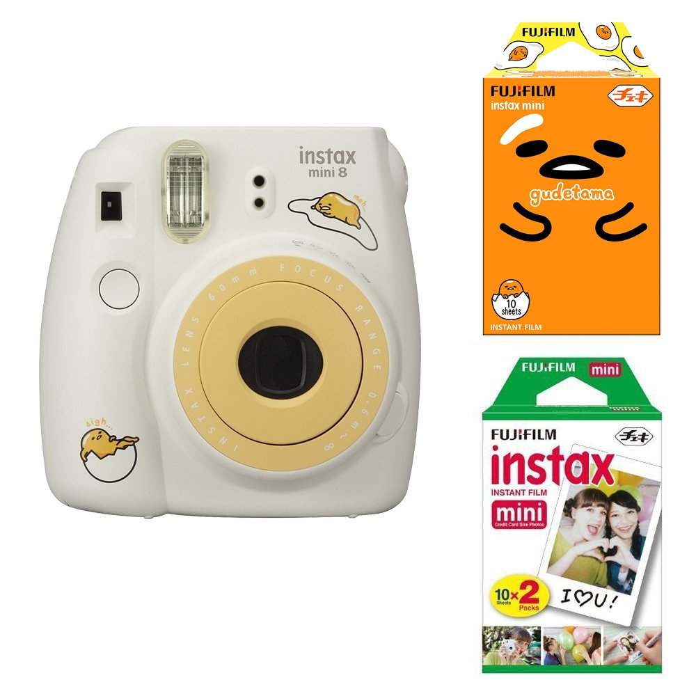 Fujifilm Instax Mini cámara instantánea y 2-film Bundle Set ...