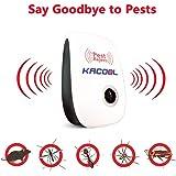 KACOOL Reject Ultrasonic Pest Electronic Plug in Repeller (kkpest)