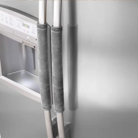 Die cast satin chrome nickel silver bow handles 320mm//375mm with 8-45mm screws
