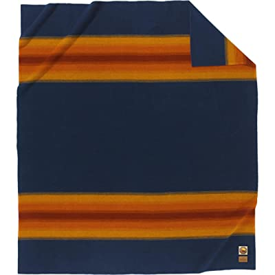 Pendleton, Grand Canyon Navy National Park Throw, Grand Canyon Navy, Throw: Kitchen & Dining