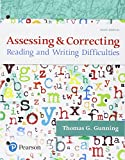 img - for Assessing and Correcting Reading and Writing Difficulties (6th Edition) book / textbook / text book