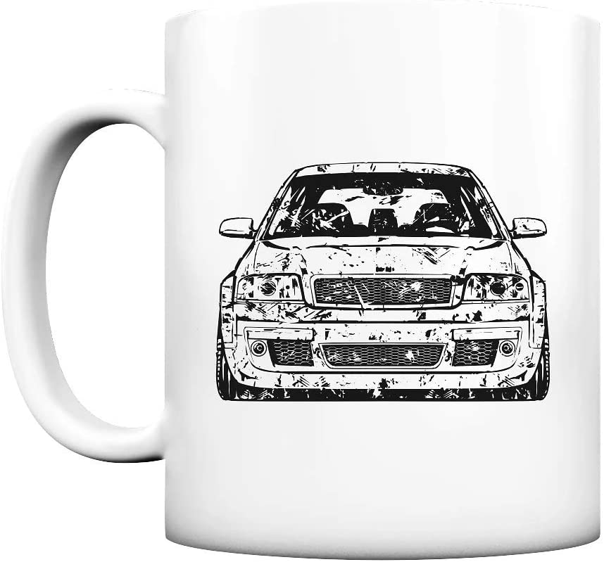 glstkrrn A6 S6 Rennsport C5 Limousine Onelife Tasse