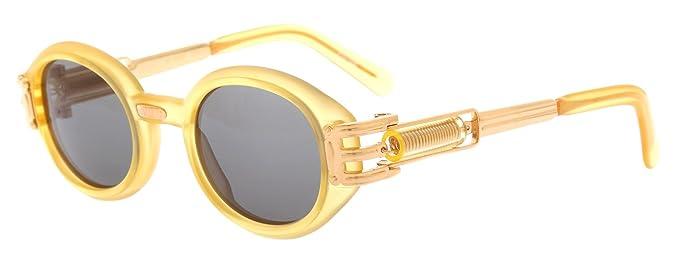 Jean Paul Gaultier Mujer Gafas de sol Oro Amarillo jpg56 - 5203: Amazon.es: Ropa y accesorios