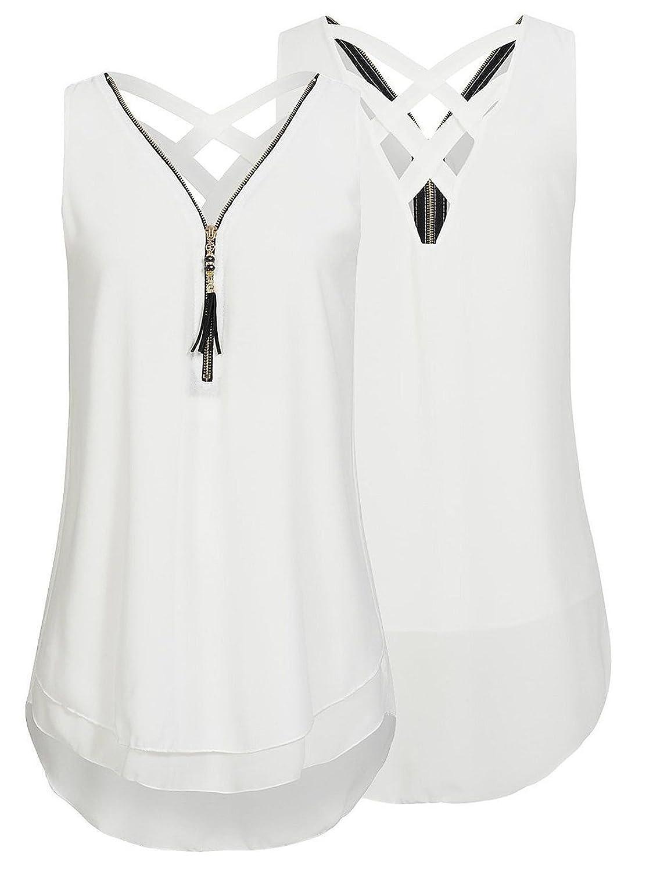 6890531d6397 Top 10 wholesale Open Cross Back Shirt - Chinabrands.com