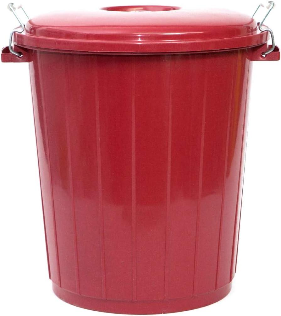 PAMEX - Cubo Bin 25L (Rojo)