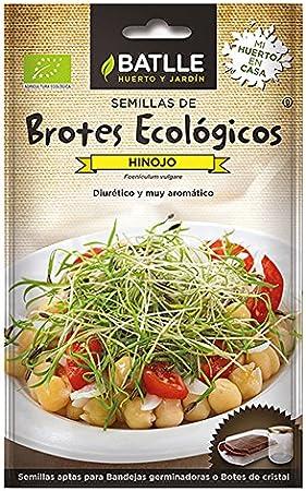 Semillas Ecológicas Brotes - Brotes ecológicos de Hinojo - Batlle