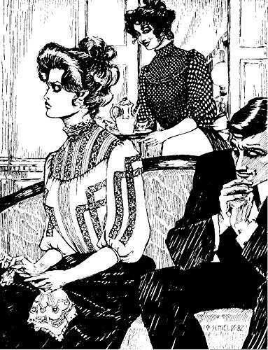 - Folkwear Gibson Girl Blouse #205 High Collar Ladies Shirt Top 1900's Reproduction Sewing Pattern (Pattern Only) folkwear205