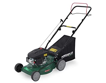 Powerplus POW63771 Walk behind lawn mower Gasolina cortadora ...