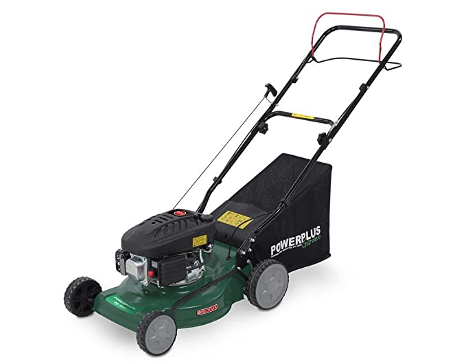 Powerplus POW63771 Walk behind lawn mower Gasolina cortadora de ...