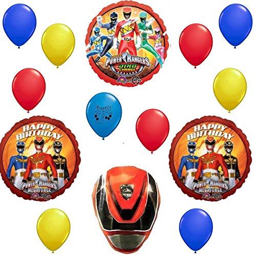 Power Rangers Party Supplies Balloon Decoration Kit