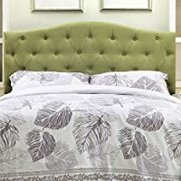 Winifred Headboard Green/Full/Queen