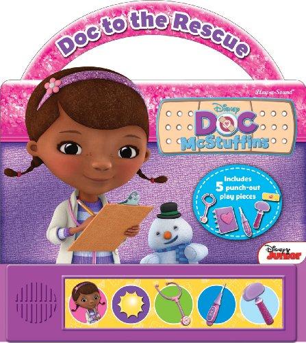 (Disney Doc McStuffins: Doc to the Rescue: Play-a-Sound (Disney Junior: Doc McStuffins))