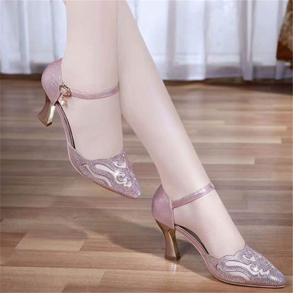 YYZHAO Womens Heel Sandals High Heeled Shoes