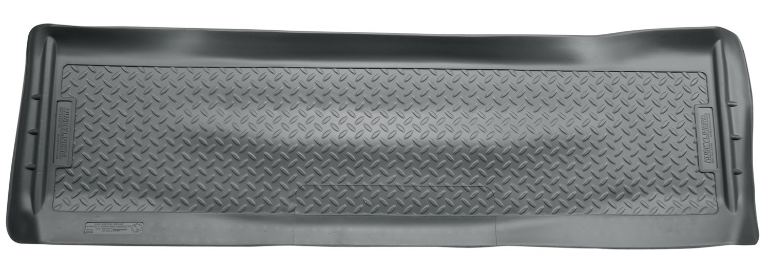 Husky Liners Front Floor Liners Fits 12-16 F250//F350 Crew//SuperCab w// foot rest 33862